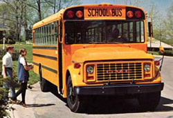 American School Bus (Copyright GMC)