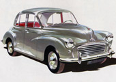 Morris Minor (Copyright BMIHT)