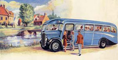 AEC Regal bus (Copyright AEC)