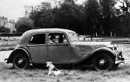 Citroen Traction Avant (Copyright Citroen)