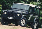 Land Rover (Copyright Land Rover)