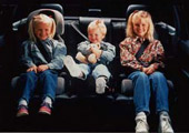 Car seats (Copyright Volvo)